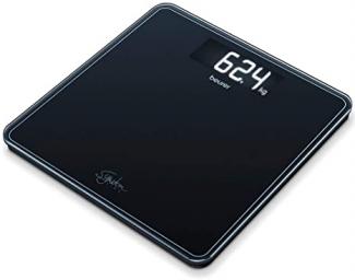 Весы напольные электрон. Beurer GS400, черные