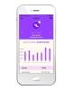 Диагностические весы Beurer BF710 BodyShape (розовый)