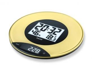 Кухонные весы Beurer KS49 yellow