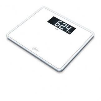 Весы напольные электрон. Beurer GS410, белые