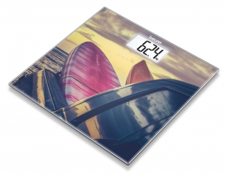 Стеклянные весы Beurer GS203 Surf