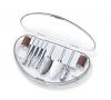 Маникюрно-педикюрный набор электрический Beurer MPE100 white
