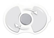 Аппликатор для тренажеров серии Beurer EM10